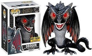 Фигурка Funko Pop! Game of Thrones DROGON (Red Eyes) Dragon 15 cm