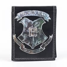 Кошелёк Harry Potter Hogwarts Crest Black Wallet