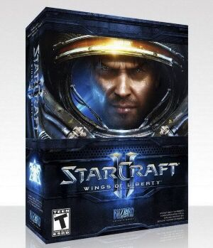 Starcraft 2: Terrans Wings of Liberty(EURO)