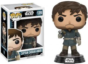 Фигурка Funko Pop! Star Wars - Captain Cassian Andor - Rogue One
