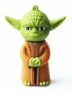 Флешка 32 GB Star Wars - YODA