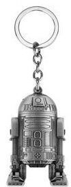 Брелок - Star Wars R2-D2 Keychain металл