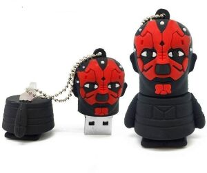 Флешка  Дарт Мол Star Wars 16 GB (DARTH MAUL)