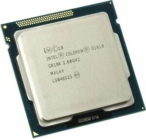 CPU INTEL CELERON G1610 2.6GHZ