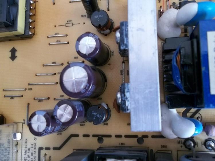 Ремонт ламп подсветки - Ремонт мониторов