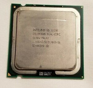 CPU INTEL CELERON DUAL-CORE E1200 1.6