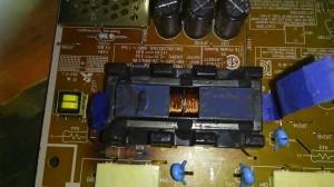 Ремонт платы управления с процессором