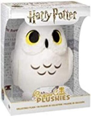 Мягкая игрушка Funko SuperCute Plush: Harry Potter - Hedwig Standard