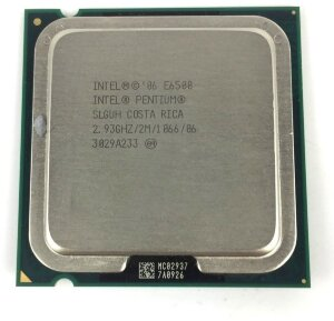 CPU INTEL PENTIUM E6500 2.93GHZ