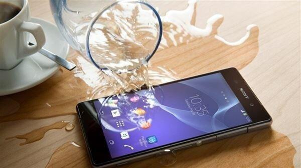 Восстановление после залития жидкостью  - Ремонт планшетов и мобильных телефонов