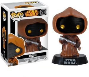 Фигурка Funko Pop! Star Wars - Jawa