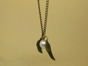 Брелок Harry Potter Снитч (snitch necklace)
