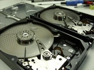 Восстановление данных с HDD