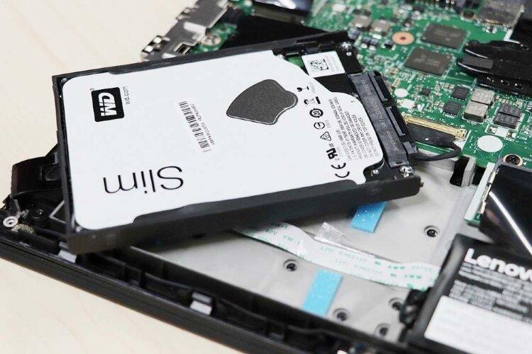 Замена HDD/SSD - Ремонт игровых приставок