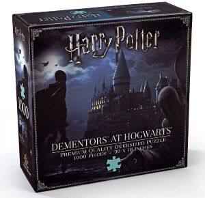 Пазл Гарри Поттер The Noble Collection Harry Potter Dementors at Hogwarts Puzzle (1000-Piece)