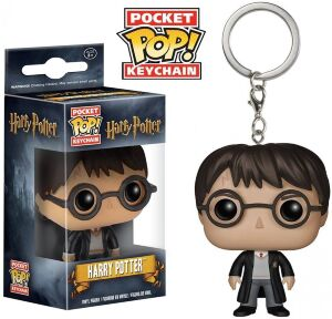 Брелок Harry Potter Pocket Pop! Vinyl Figure Key Chain