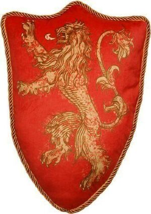 Подушка Game of Thrones  House Lannister (Official HBO Licensed Product)