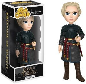 Фигурка Funko Rock Candy: Game of Thrones - Brienne of Tarth