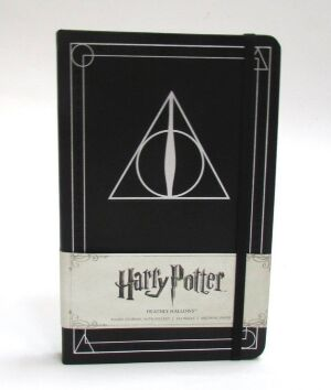 Блокнот Harry Potter Deathly Hallows Ruled Journal (Insights Journals) (Hardcover)