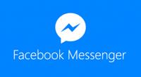 Мессенджер Facebook для приложения «Сайт»