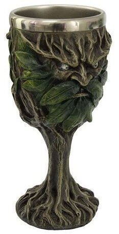 Кубок Game of Thrones Wine Goblet - Weirwood Face