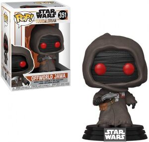 Фигурка Funko Pop Star Wars - The Mandalorian - Offworld Jawa