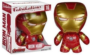 Мягкая игрушка Fabrikations Funko Marvel: Iron Man Plush